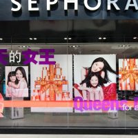 Sephora en Chine