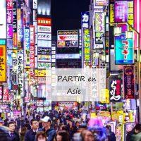 Partir en Asie