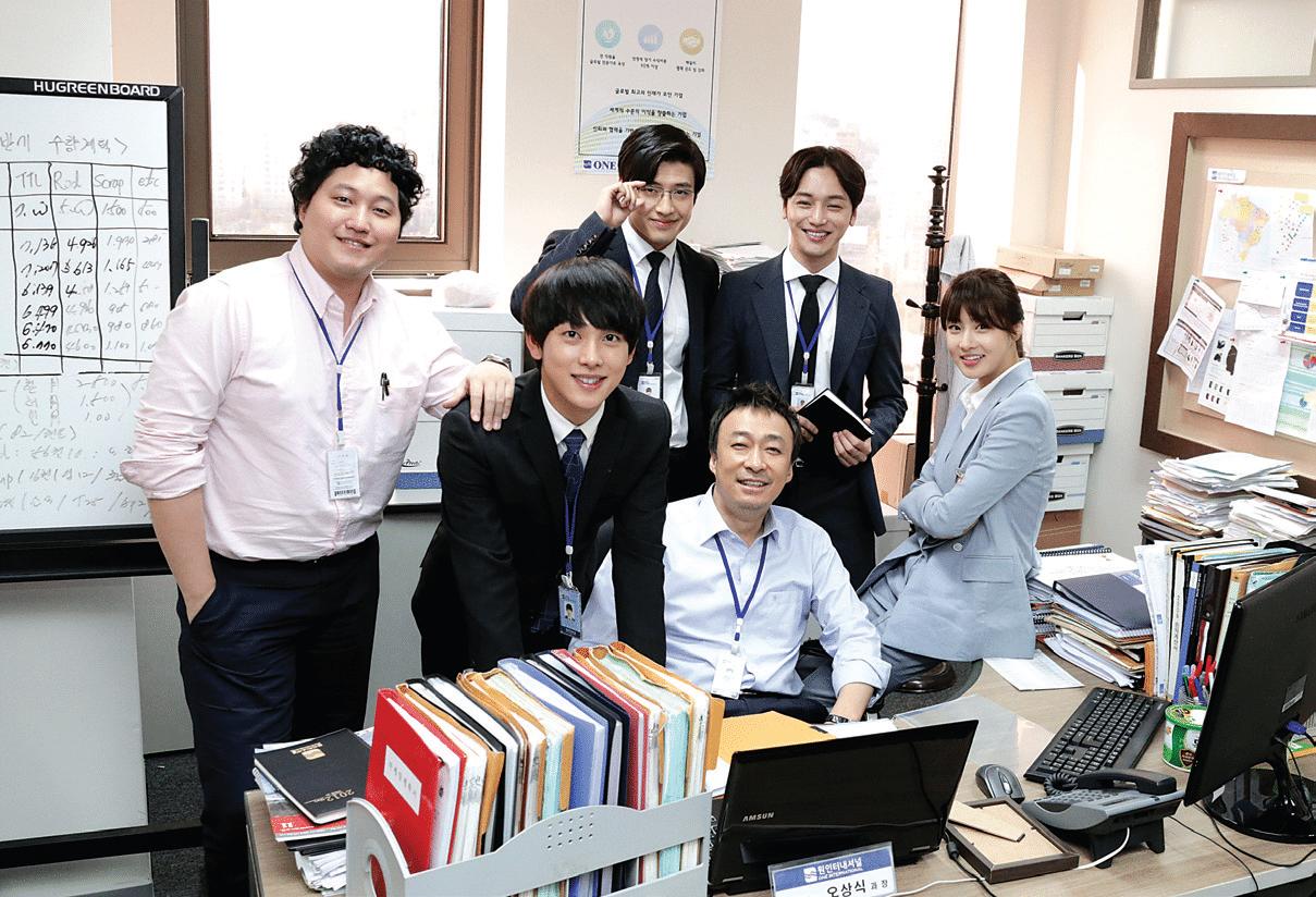 tvN 드라마 미생