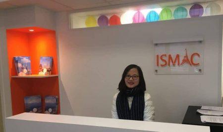 Nouveaux locaux ISMAC à Bercy